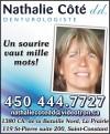 Nathalie Côté - Denturologiste