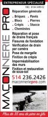 Maçonnerie Pro inc.