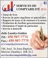 Services de Comptabilité JLG