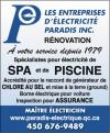 Entreprises D'Électricité Paradis inc.