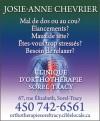 Clinique d'orthothérapie Sorel-Tracy