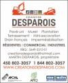 Excavation Desparois