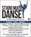 Studio Multi Danse Dominique Girard