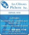 Clôtures Pichette inc.