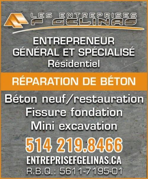 Rénovation Entrepreneur à Brossard
