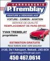 Carrosserie P. Tremblay