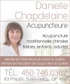 Acupuncture Danielle Chapdelaine