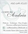 Coiffure Andréa
