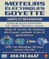 Moteurs Électriques Goyette inc.