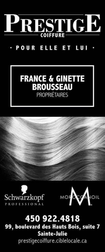 Salon Coiffure Beauté Boucherville