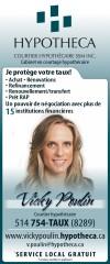 Vicky Poulin - Hypotheca