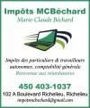 Impots MCBéchard
