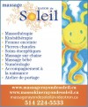 Massage Rayon de Soleil