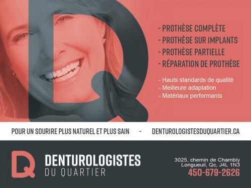 Denturologiste Brossard