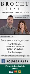 David Brochu Denturologiste inc.