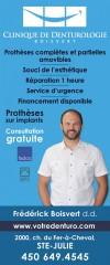 Clinique de Denturologie Boisvert
