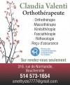 Claudia Valenti Orthothérapeute