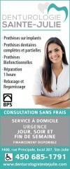 Denturologie Ste-Julie