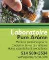 Laboratoire Pure Arôme