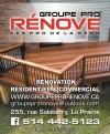 Groupe Pro Rénove Inc.