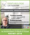 Denturologie Luc Cloutier