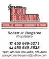 Garage Robert Bergeron Inc