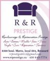 Rembourrage et Restauration Prestige