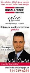 Alain Audet - Royal Lepage Extra